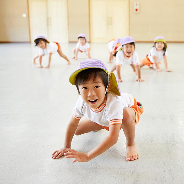 当社では「柳澤運動プログラム」を取り入れています。